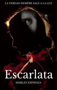ESCARLATA cover