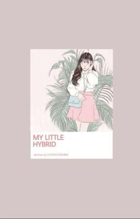 MY LITTLE HYBRID / YOONMIN by L0VESCENARI0