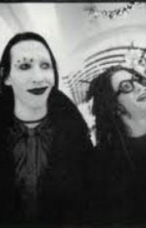Personal Jesus (Twiggy Ramirez and Marilyn Manson Fan Fiction) by NyxCreature