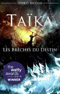 Taïka - Les Brèches du Destin cover