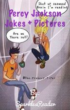 Percy Jackson Jokes & Headcanons by SparklesReader