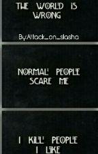 American Horror Story. Imagines ▪ Oneshot's. by Attack_on_slasha