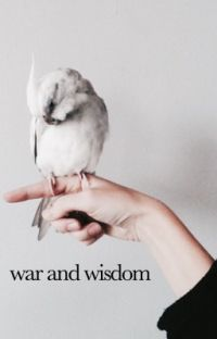 war and wisdom [m. mcgonagall] cover