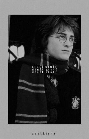 Harry Potter ; STUFF by oldmxns