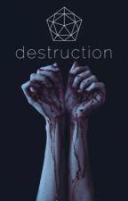 destruction ➙ h. potter by ughivy