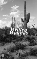 WRITTEN WOUNDS • JAX TELLER [SOA] by McCalloftheNight
