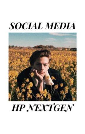 [ I ] SOCIAL MEDIA ☆ HP NEXTGEN ✓ by venomists