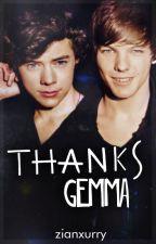 Thanks, Gemma [Larry Stylinson] by zianxurry