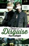 Draco's Disguise (Drarry) cover