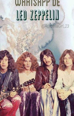WhatsApp de Led Zeppelin by AcapellaGirl_23