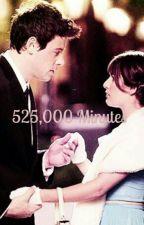 525,600 minutes  by GabriellaHerman