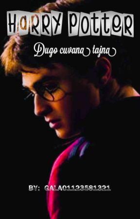 Harry Potter: Dugo cuvana tajna by Gala01123581321