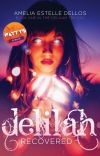 Delilah Recovered **2017 Watty Winner** cover