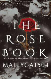 THE ROSE BOOK // A NOVEL cover