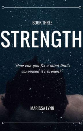 strength (book three) by marissa-lynn