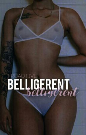 belligerent. by cuccigang