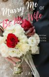 Marry Me or Be My Wife (End) cover