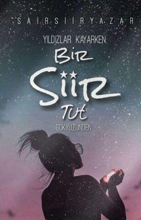 BİR ŞİİR TUT by sairsiiryazar
