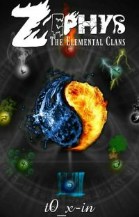 Zephyr: The Elemental Clans cover