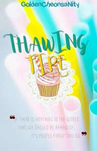 THAWING FIRE • VHOPE cover