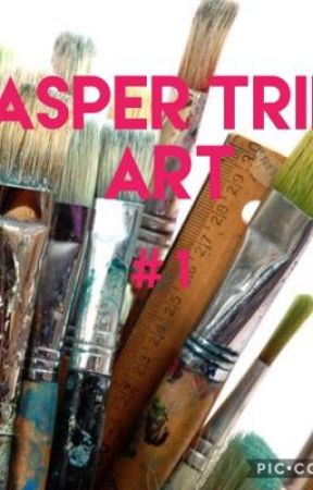 Jasper Tries Art #1 by WHISKERS25