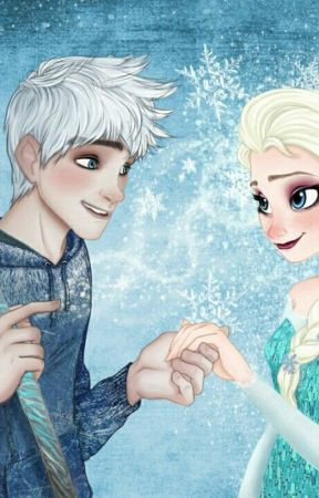 new love(jack frost and elsa) Cancelled by strangerravenclaw