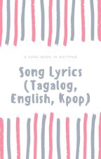 Song Lyrics by gwenbaloloy08
