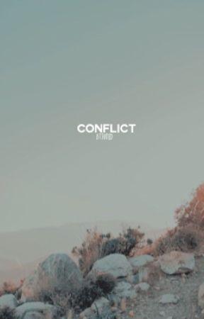 CONFLICT ∙ STILES STILINSKI by -silverargent