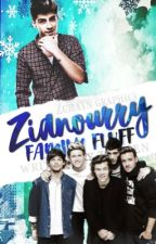 Zianourry Family Fluff (One Direction) by zolozen