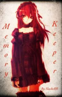 The Memory Keeper (Naruto Fanfic) cover