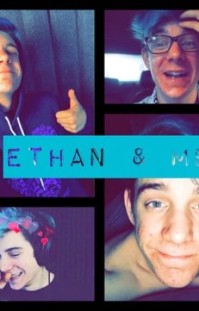 Ethan & Me ❤️ {CrankGameplays} by EmitaC