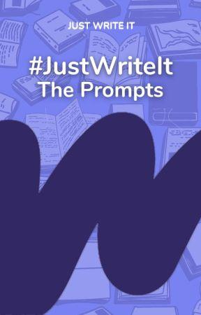 #JustWriteIt - Prompts by justwriteit