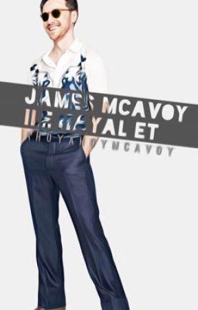 James McAvoy ile Hayal Et by ahoyahoymcavoy