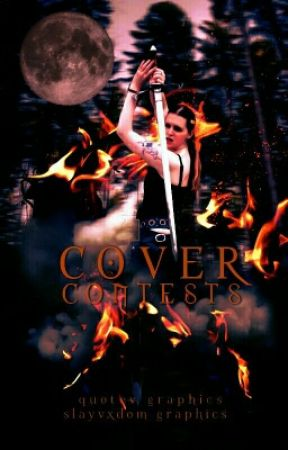 COVER CONTESTS by qvgraphics