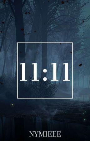 11:11 | Riren AU by yeezyackermans