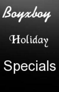 Boyxboy Holiday Specials cover