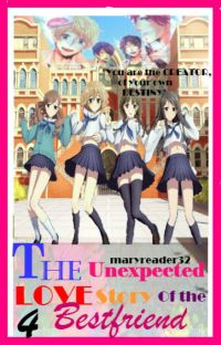 The Unexpected Love Story Of The Four Best Friends cover