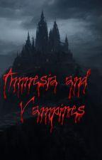 Amnesia and Vampires (paused) by cutehybridgirl