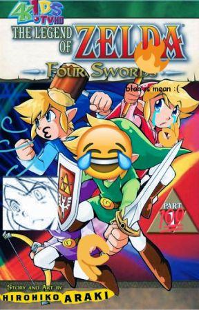 Fer Swordz by dreamycarnival
