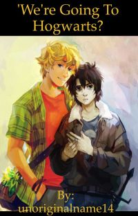We're going to Hogwarts? (Solangelo) cover