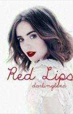 Red Lips | Paul Wesley by --certifiedgold