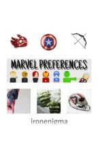 MARVEL PREFERENCES ↠ GIFS by ironenigma