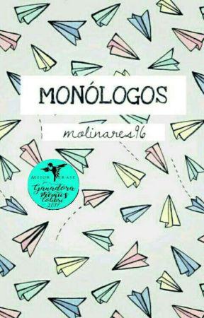 Monólogos  by mari_mox