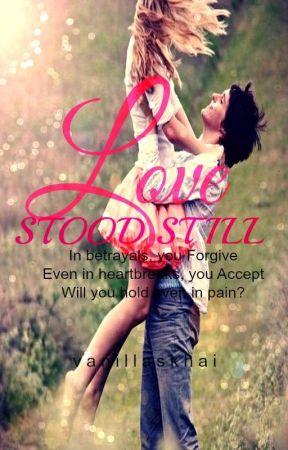 Love stood Still by vanillaskhai