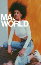 MAD WORLD ( rosita espinosa. ) by porcelaincracks
