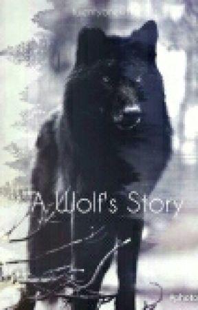 A Wolf's Story by twentyonekittycats