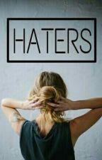 Haters by missawuraburn