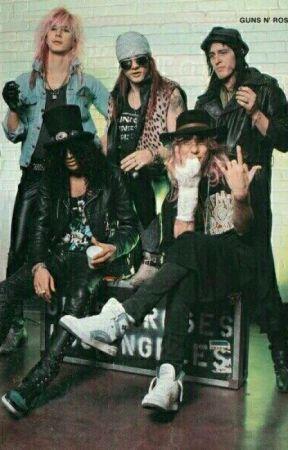 Guns N' Roses Shit by ana_mckagan
