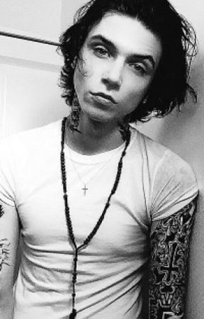 Andy biersack imagines by Abbacoco