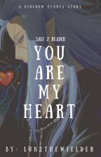 You are my heart  (Saix X Reader) by Lunzthewielder